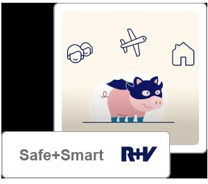 R+V AnlageKombi Safe+Smart